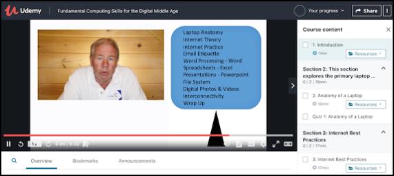 Udemy - Fundamental Computing Skills for the Digital Age