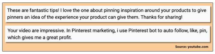 Pinterest for Business - Official YouTube channel - User Reviews