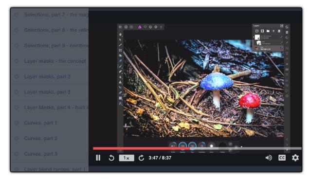 Affinity Photo for iPad - Udemy