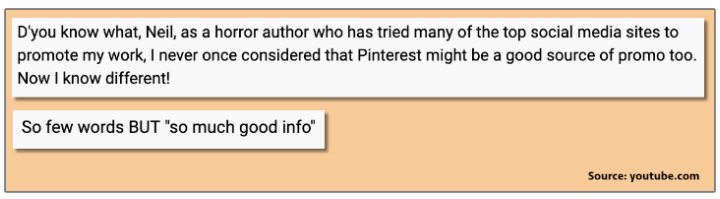 Ultimate Pinterest Marketing Guide - Neil Patel - User Reviews