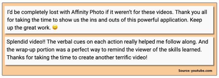 Affinity Revolution - User Reviews
